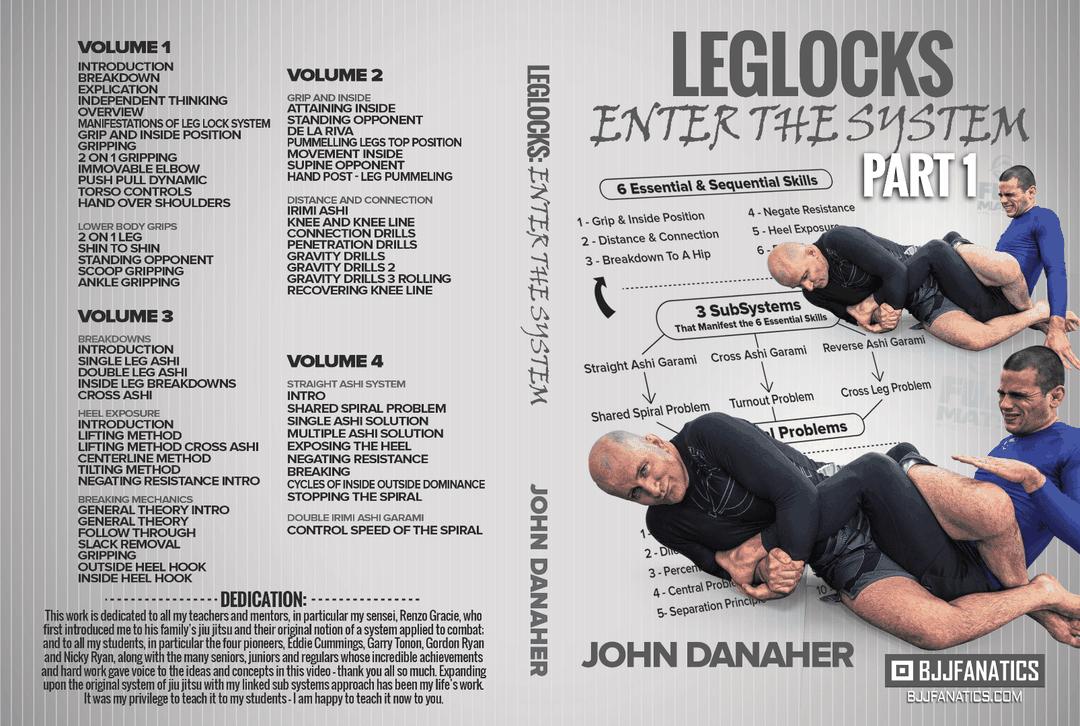 danaher leg lock